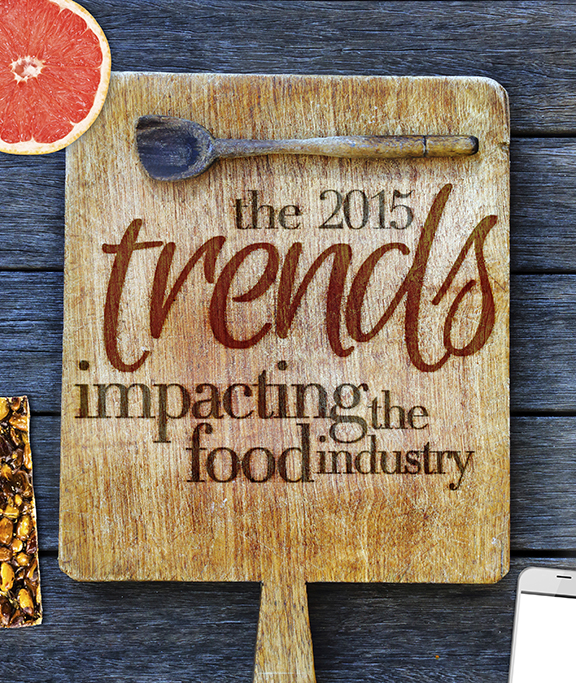 The 2015 trends impacting the food industry canadian food business